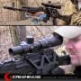 Brackets for side mounting AK / SVD