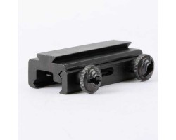 Bracket - adapter 21 mm - 11 mm length 5.8 cm