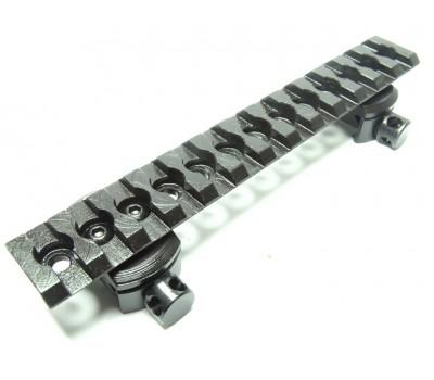 135mm picatinny - picatinny  rail