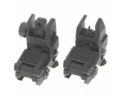 Front and rear Magpul folding