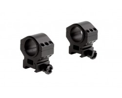 Кольца Sun Optics Вивер/Пикатинни 25/30 мм SM1436