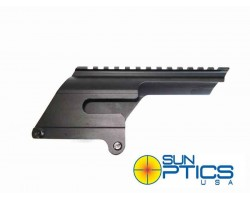 Saddle Weaver Piactinny Rail Mount for Winchester 1200-1500 / SXP 12 ga