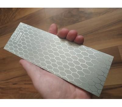 Двухсторонняя Алмазная Пластина Для Заточки  #400/ #1000