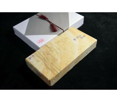 Японский Природный  водный камень Amakusa 1701g - Grit 800 from Kumamoto pref.
