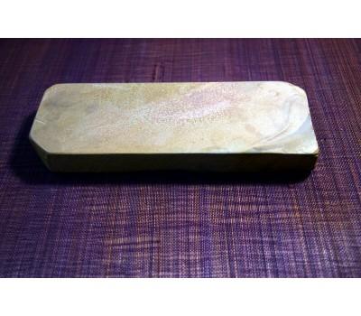 Японский Природный водный камень Kizuyama Nashiji 861g для бритв