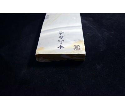 Японский Природный  водный камень Shohonyama Nakayama Mizu Asagi 1262g