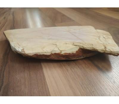 Японский природный водный камень Shohonyama Shobudani Suita 535g from Kyoto Japan