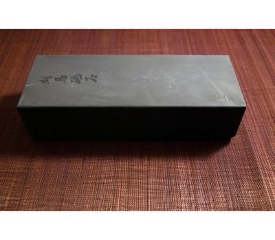 Японский Природный водный камень Tsushima Black 2268g from Nagasaki Pref.