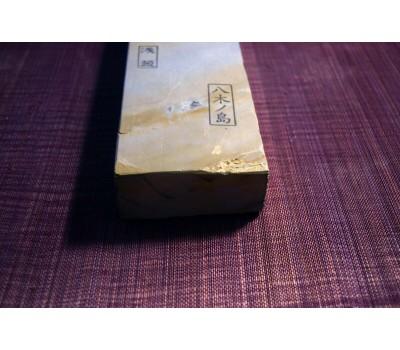 Японский Природный  водный камень Shohonyama Yaginoshima Asagi 1267g from Kyoto Japan