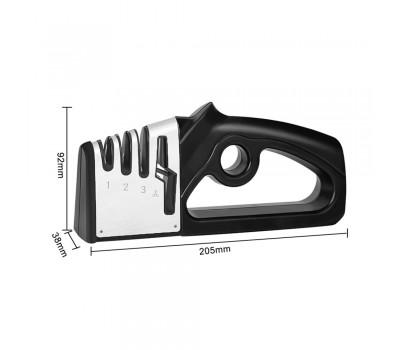 Точилка для ножей и ножниц 4 в 1