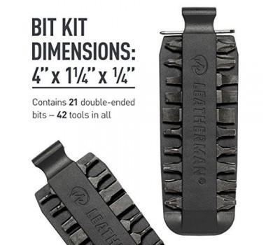 Набор бит Leatherman Bit Kit (931014)
