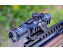 Optics, sights and laser