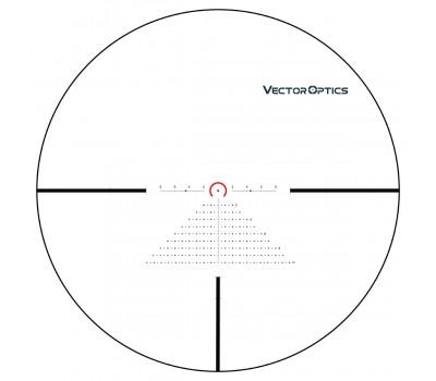 Оптический прицел Vector Optics Constantine 1-8x24 SFP SCOC-27