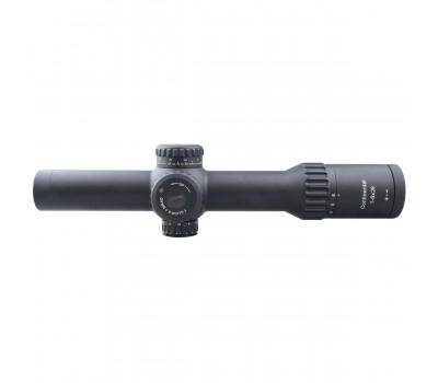Оптический прицел Vector Optics Continental 1-6x28 (34mm) FFP Tactical