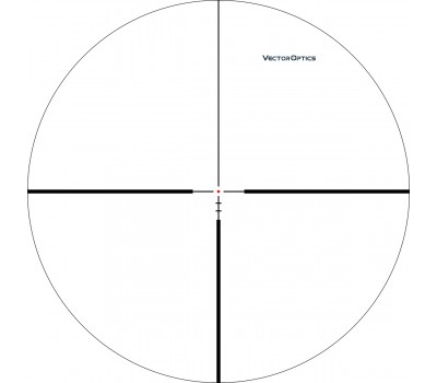 Riflescope Vector Optics Continental 2-12x50SFP SCOM-15