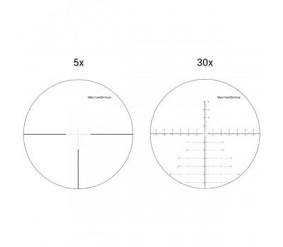Оптический прицел Vector Optics Continental 5-30x56 Tactical FFP SCFF-30