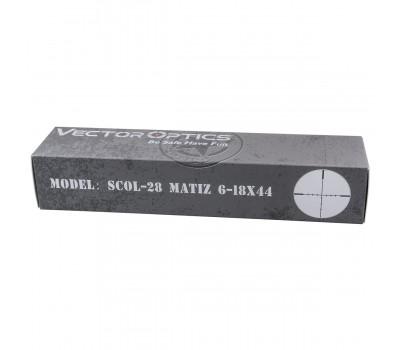 Оптический прицел VECTOR OPTICS Matiz 6-18x44SFP SCOL-28