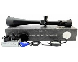 Vector Optics Monarch 8-32x56 FFP Riflescope