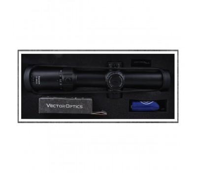 Оптический прицел Vector Optics Taurus 1-6x24 IR FFP SCFF-27