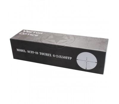 Оптический прицел Vector Optics Tourex 6-24x50 FFP SCFF-19