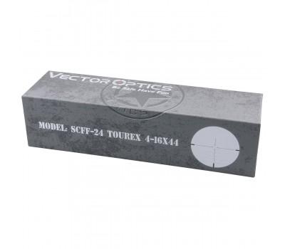 Оптический прицел Vector Optics Tourex 4-16x44 FFP SCFF-24