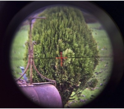 Оптический прицел Vector Optics Apophis 1-6x28 FFP MP