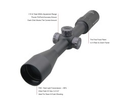 Vector Optics Marksman 6-24x50FFP
