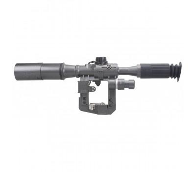 Оптический прицел Vector Optics  SVD Dragunov 3-9x24 FFP