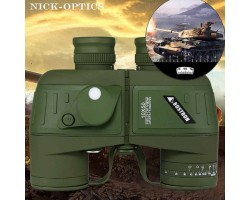 Bostron 10x50 binoculars with a rangefinder and compass