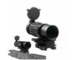 QD FTS 3X Magnifier