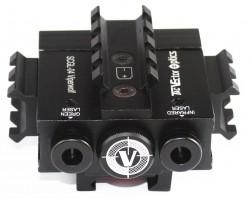 SCGL-04 Viperwolf Green / IR Laser Combo Sight