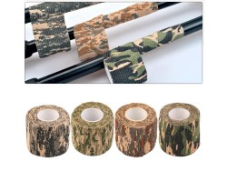 Camouflage adhesive tape, 5cm x 4.5m