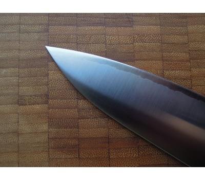 Takamura Migaki R2 японский поварской нож Шеф (Gyuto) 180 мм