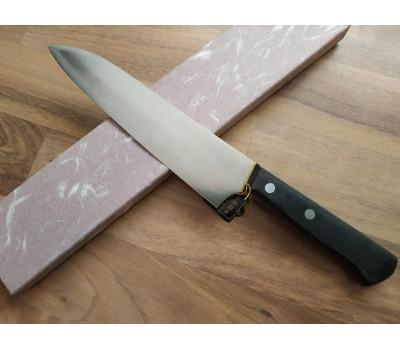Golden Deer ATS34 японский поварской нож Шеф (Gyuto) 180 мм