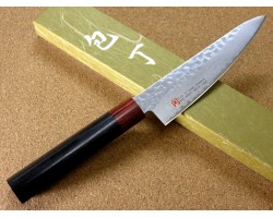 Iseya I-series VG-10 Damascus Santoku 135mm