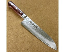 Kanetsune KC-900 VG-10 Damascus Chef (Santoku) 185mm
