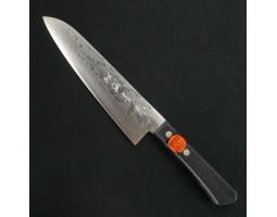 Tanaka Kazuyuki VG-10 Damascus Chef (Gyuto) 185 mm
