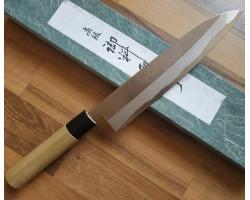 Tojiro Shirogami Kasumi Шеф нож, 210mm