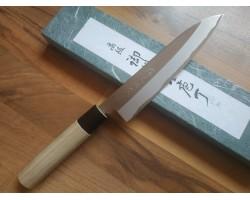 Tojiro Shirogami Kasumi Шеф нож, 180 мм