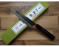 Tomita универсальный нож Super Blue Steel 135 mm