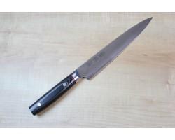 SAIUN Damascus Slicer, нож для тонкой нарезки , 210мм