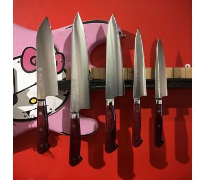 Takamura Migaki R2 японский поварской нож универсальный (Petty) 150 мм