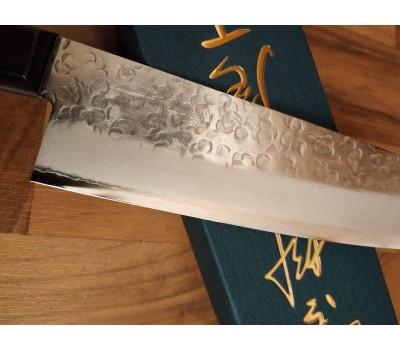 Takamura Chromax Pakka Santoku 170mm