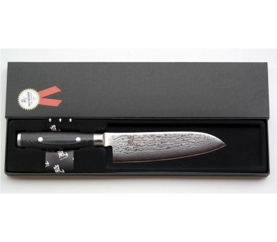 Yaxell RAN Нож сантоку 165мм, 36001
