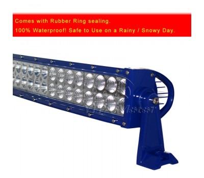 "Люстра светодиодная 50"" 288W Blue CREE Curved Bar"