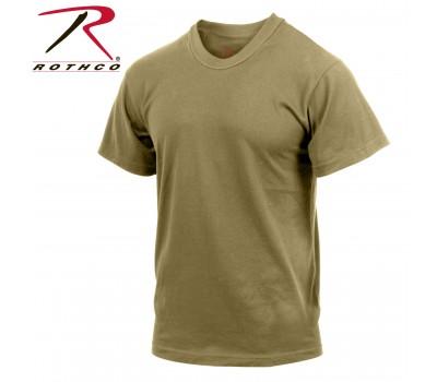 Футболка Rothco AR 670-1 Coyote