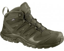 Кроссовки Salomon Ranger Green XA Forces Mid GTX