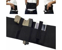 Belt - concealed carrying holster