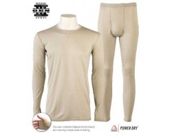 Thermal underwear of the US Army Polartec GEN III ECWCS L1