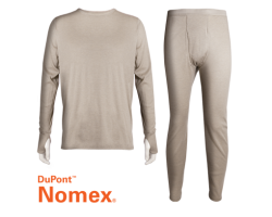 Thermal Underwear Polartec ADS FREE Base Layer FR